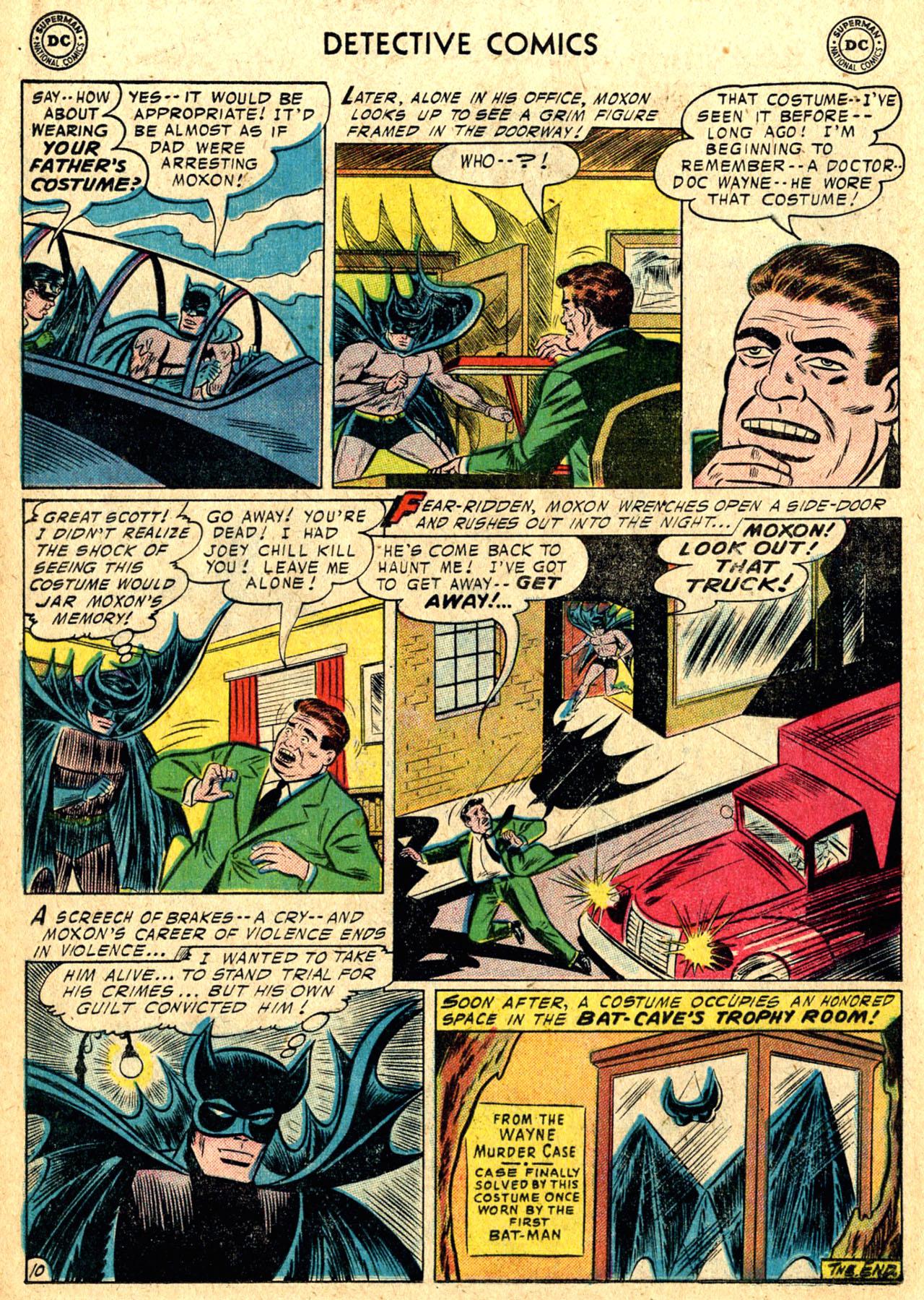 Le Premier Batman Dc10-3d3786c