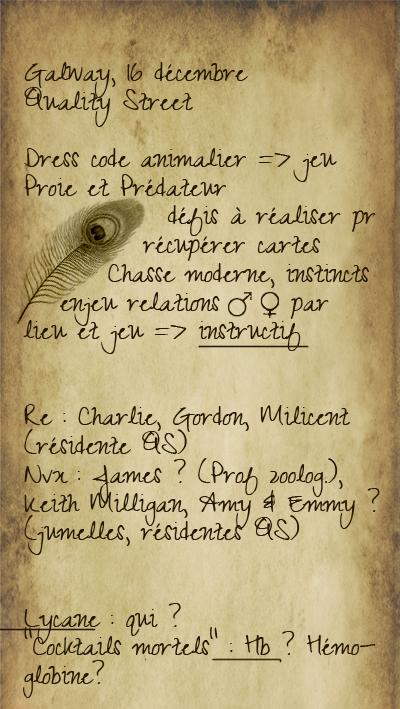 Notes et croquis du Dr. T. Brookes Jungle-fever-notes-3beb998