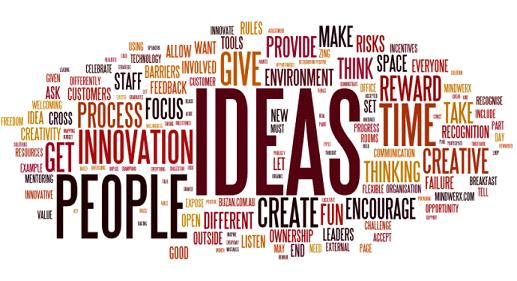 Le brainstorming, mokham- mise en page ellia, en cours