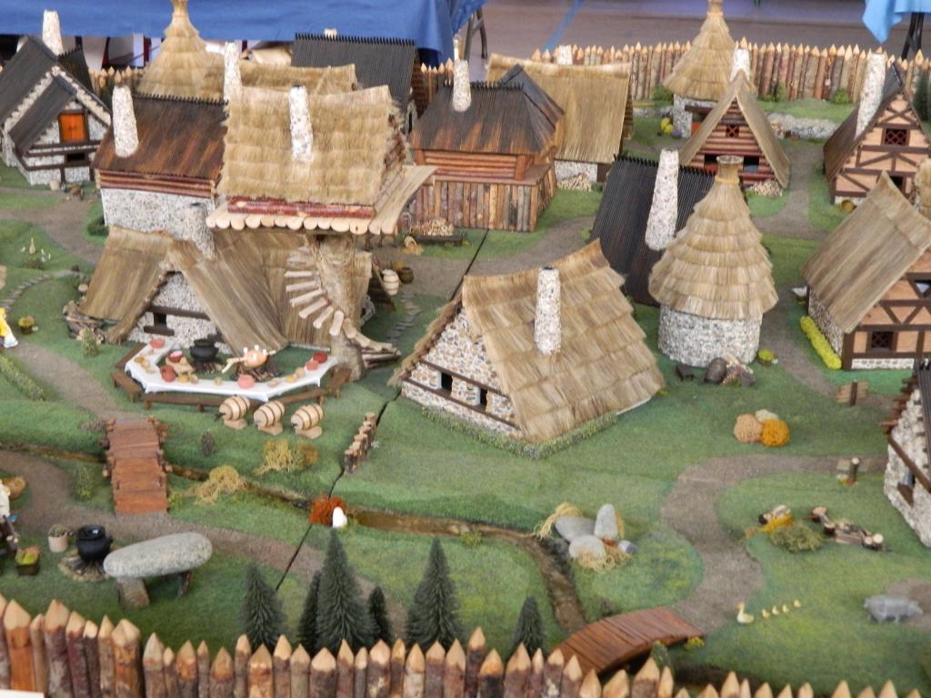 Le Village d'Astérix le Gaulois au 1/40  Dscn2976-3c06c3d