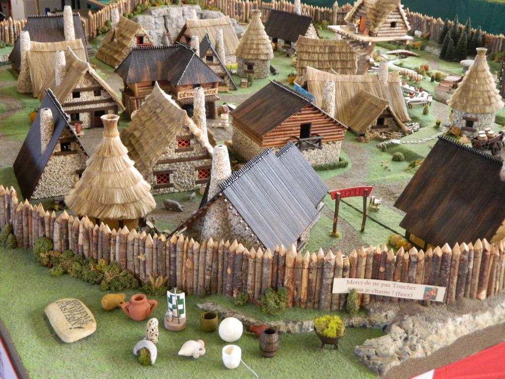 Le Village d'Astérix le Gaulois au 1/40  Dscn2983-3c06b82