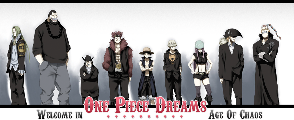 One Piece Dreams