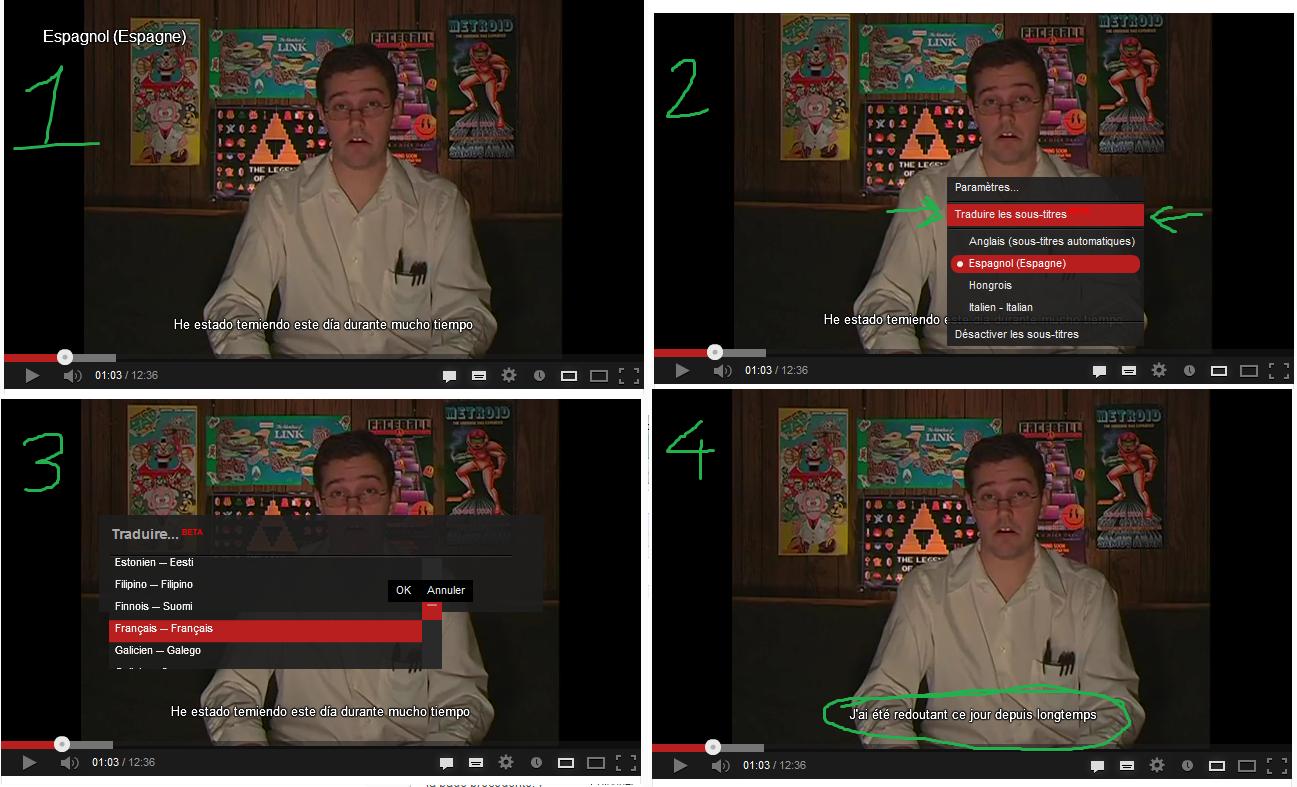 """(Sous-titrage en """"Closed Captions"""" sur Youtube) Ma méthode de sous titrage  Tuto9-3abe521"""